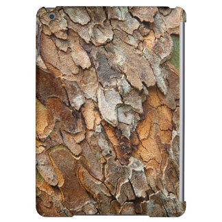 USA, Tennessee, Close Up Of Bark On A Tree iPad Air Cover
