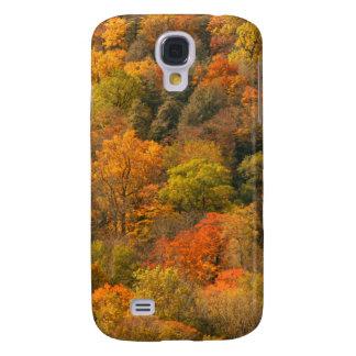 USA, Tennessee. Fall Foliage 2 Galaxy S4 Case