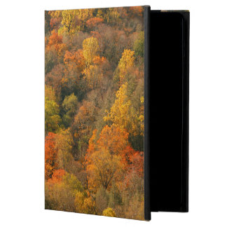 USA, Tennessee. Fall Foliage 2 iPad Air Cover