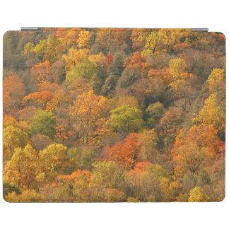 USA, Tennessee. Fall Foliage 2 iPad Cover