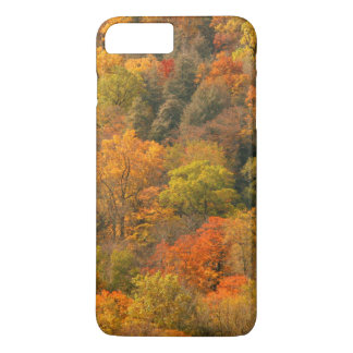 USA, Tennessee. Fall Foliage 2 iPhone 8 Plus/7 Plus Case