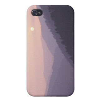 USA, Tennessee. Great Smokey Mountains 2 iPhone 4 Cases