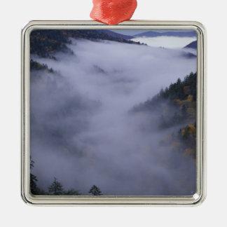 USA, Tennessee. Great Smokey Mountains National Christmas Ornament