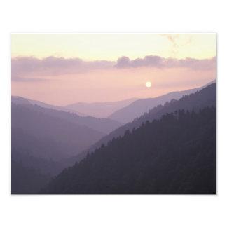 USA, Tennessee. Great Smokey Mountains Photo Print