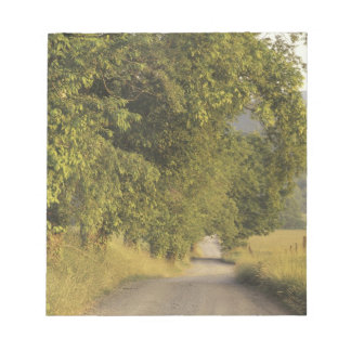 USA, Tennessee, Great Smoky Mountains National 2 Notepad