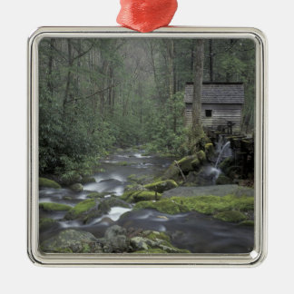 USA, Tennessee, Great Smoky Mountains National 3 Christmas Ornament