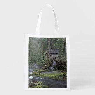 USA, Tennessee, Great Smoky Mountains National 3 Reusable Grocery Bag