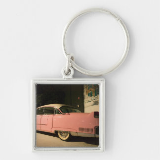 USA, Tennessee, Memphis, Elvis Presley 3 Key Ring