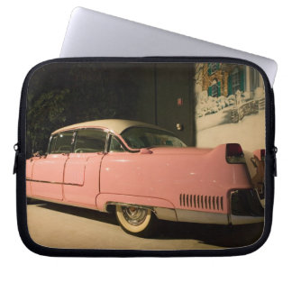 USA, Tennessee, Memphis, Elvis Presley 3 Laptop Sleeve