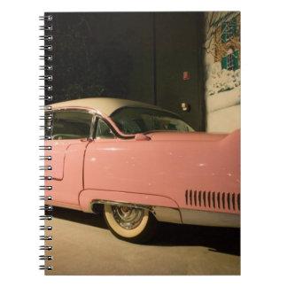 USA, Tennessee, Memphis, Elvis Presley 3 Notebooks