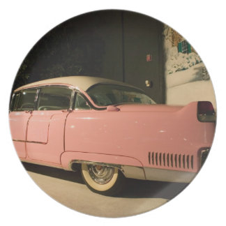 USA, Tennessee, Memphis, Elvis Presley 3 Plate