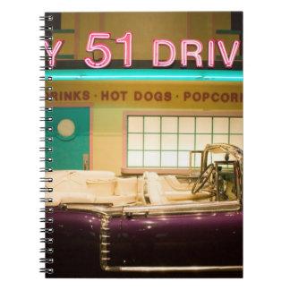 USA, Tennessee, Memphis: Elvis Presley Notebooks