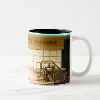 USA, Tennessee, Memphis: Elvis Presley Two-Tone Coffee Mug