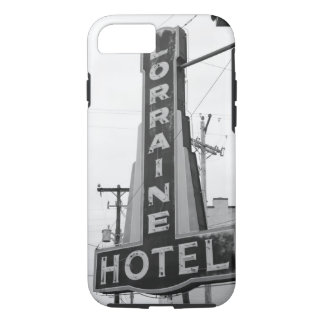 USA, Tennessee, Memphis: National Civil Rights iPhone 8/7 Case
