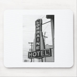 USA, Tennessee, Memphis: National Civil Rights Mouse Mat