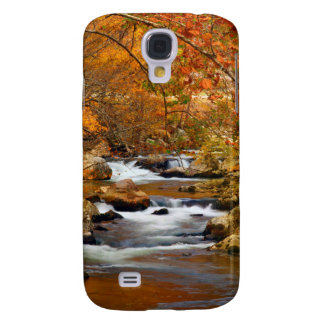 USA, Tennessee. Rushing Mountain Creek Galaxy S4 Case