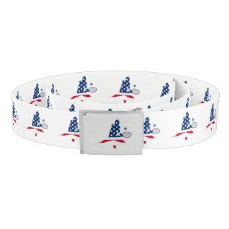 USA Tennis American player Belt