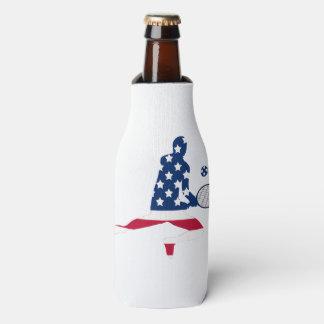 USA Tennis American player Bottle Cooler