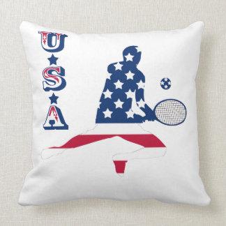 USA Tennis American player Cushion
