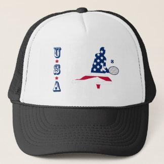 USA Tennis American player Trucker Hat