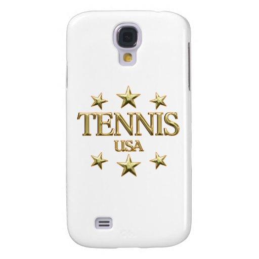 USA Tennis Samsung Galaxy S4 Covers
