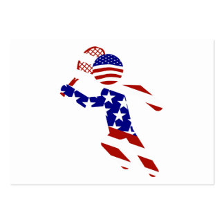 USA Tennis Player - Mens Tennis Business Cards
