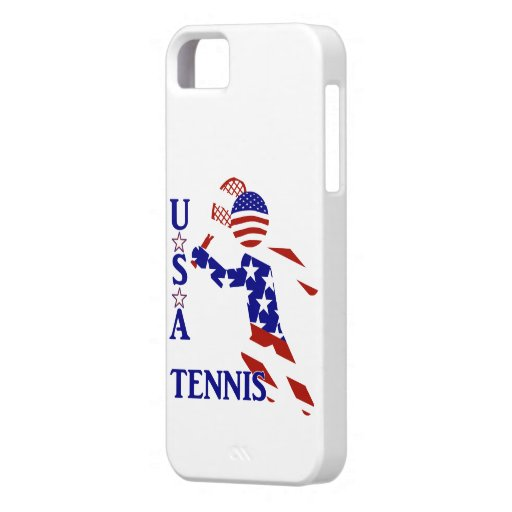 USA Tennis Player - Men's Tennis iPhone 5 Cover