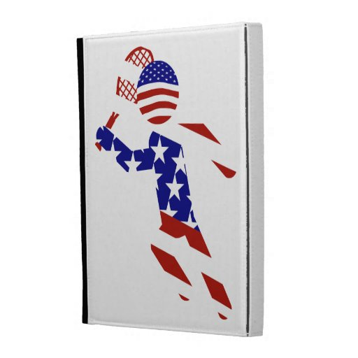 USA Tennis Player - Mens Tennis iPad Case