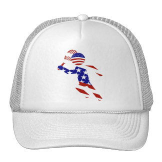 USA Tennis Player - Mens Tennis Trucker Hat