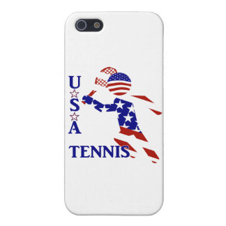 USA Tennis Player - Men's Tennis Case For iPhone 5