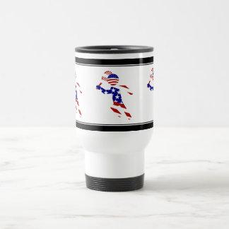 USA Tennis Player - Mens Tennis Coffee Mug