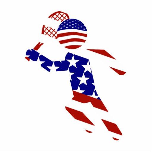 USA Tennis Player - Mens Tennis Photo Cutouts