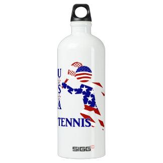 USA Tennis Player - Men's Tennis SIGG Traveller 1.0L Water Bottle
