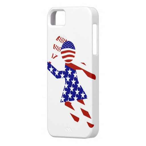 USA Tennis Player - Women's Tennis iPhone 5 Covers