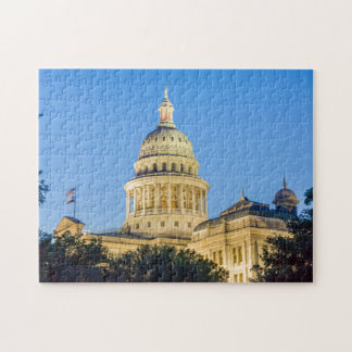 USA, Texas, Austin. Capitol Building (1888) 3 Jigsaw Puzzle