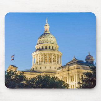USA, Texas, Austin. Capitol Building (1888) 3 Mouse Mat