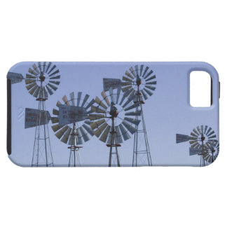 USA, TEXAS, Lubbock: American Wind Power Center iPhone 5 Covers