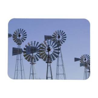 USA, TEXAS, Lubbock: American Wind Power Center Magnet