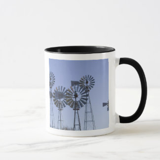 USA, TEXAS, Lubbock: American Wind Power Center Mug