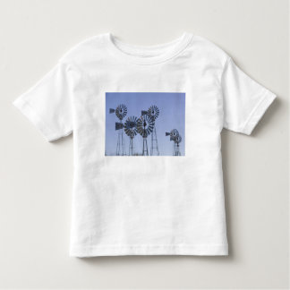 USA, TEXAS, Lubbock: American Wind Power Center Toddler T-Shirt