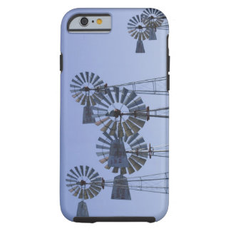 USA, TEXAS, Lubbock: American Wind Power Center Tough iPhone 6 Case