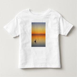 USA, Texas, Port Aransas, Great Blue Heron at Toddler T-Shirt