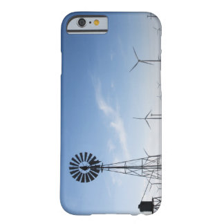 USA, Texas, Vega, Old ranch windmill and water Barely There iPhone 6 Case
