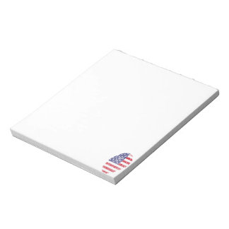 Usa touch fingerprint flag notepad