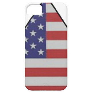 USA TRIANGLE.jpg iPhone 5 Cover