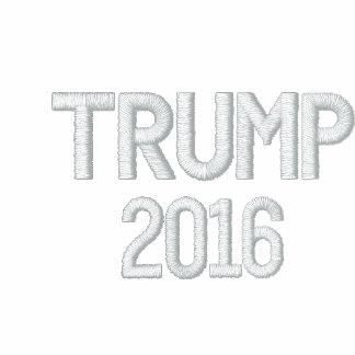 USA TRUMP 2016 FLEECE ZIP JOGGER JACKET