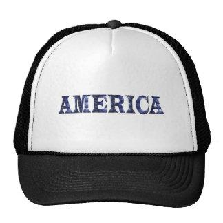 USA U.S.A. AMERICA America SHIRTS Ties GIFTS PROUD Trucker Hats