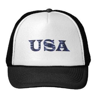 USA U.S.A. AMERICA America SHIRTS Ties GIFTS PROUD Mesh Hat