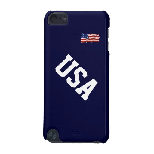 USA United States of America Country Patriotic iPod Touch 5G Cover