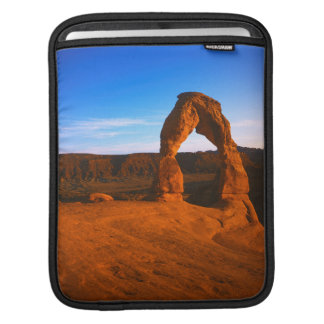 USA, Utah, Arches National Park, Delicate Arch iPad Sleeves